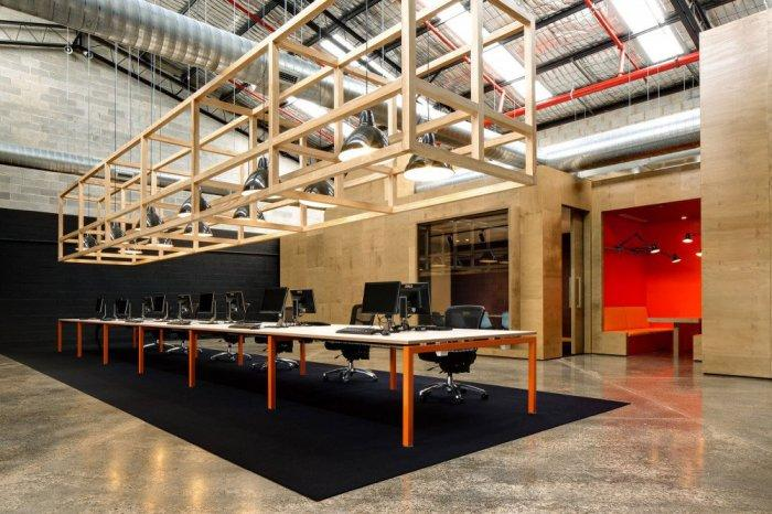about amazing office spaces