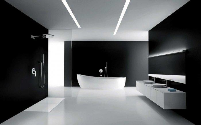 Minimalist Bathroom Design Ideas – The Simplicity | Founterior