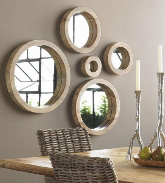 Tropical--Mirrors