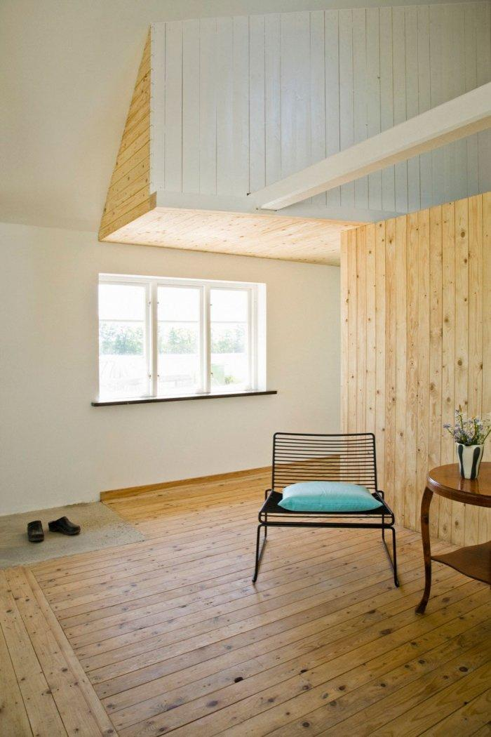 Small Scandinavian Eco House Nested in Österlen | Founterior