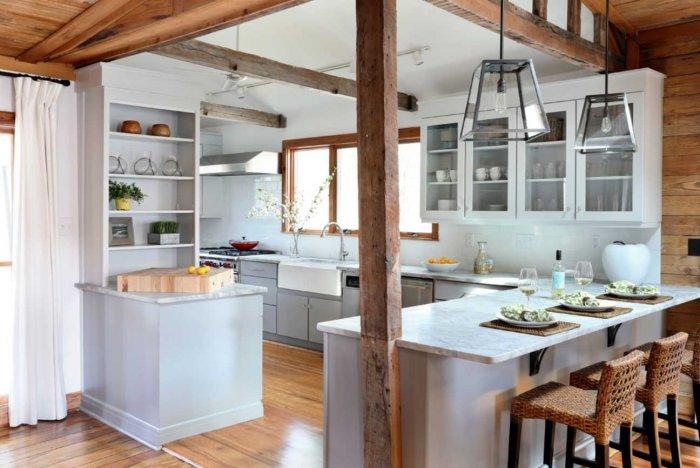10 Examples of White Kitchen Interior Design Ideas | Founterior