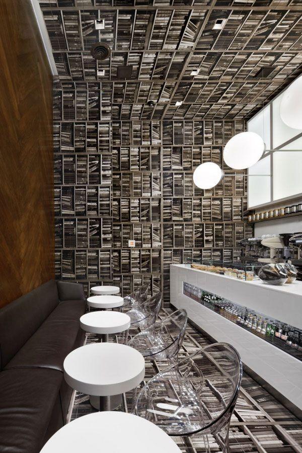 Restaurant Design Books : Modern cafe interior design ideas from all around the